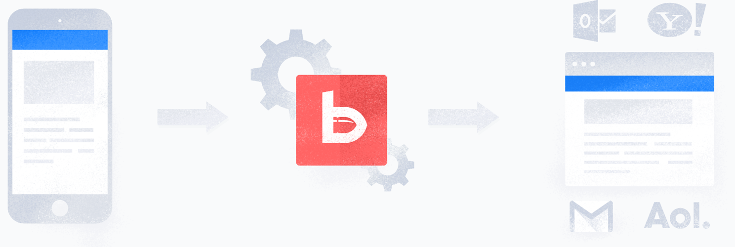 BulletSend How it works Image
